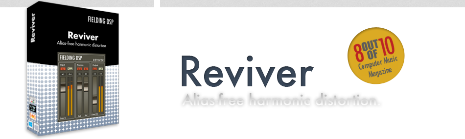 Reviver - Computer Magazine rates reviver 8 out of 10